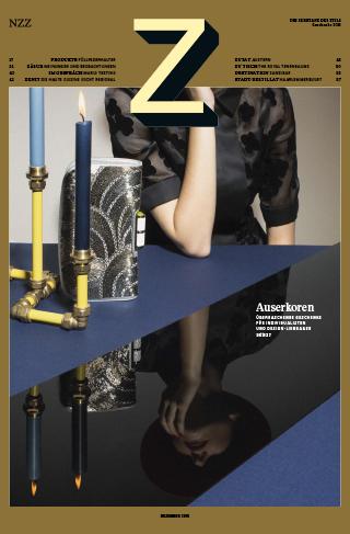 Edition Nikolas Kerl – «Cover Wohnrevue»