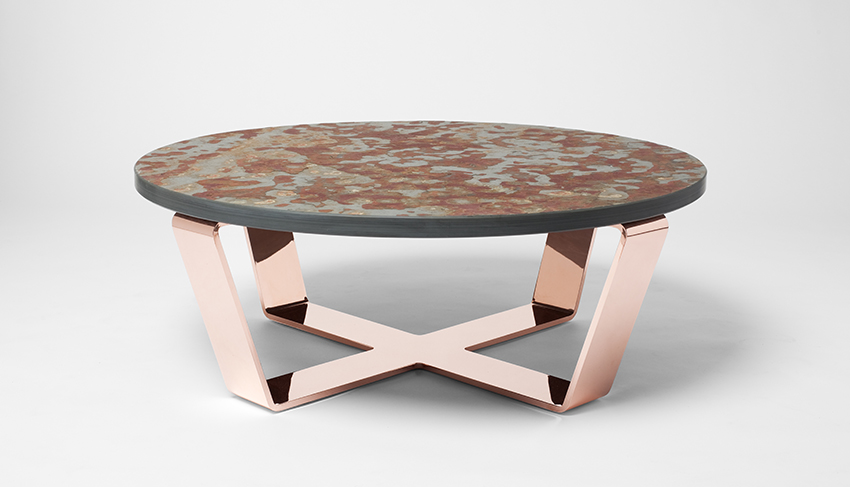 Edition Nikolas Kerl – «Slate Table Copper Special Edition»